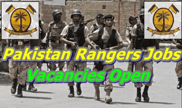 Latest Pakistan Rangers Jobs August 2020 SINDH PUNJAB